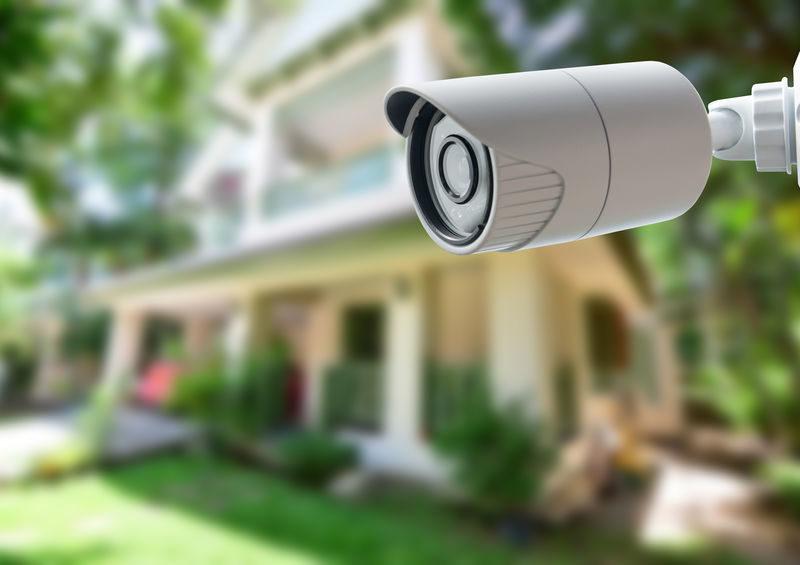 IP Kamera Überwachung